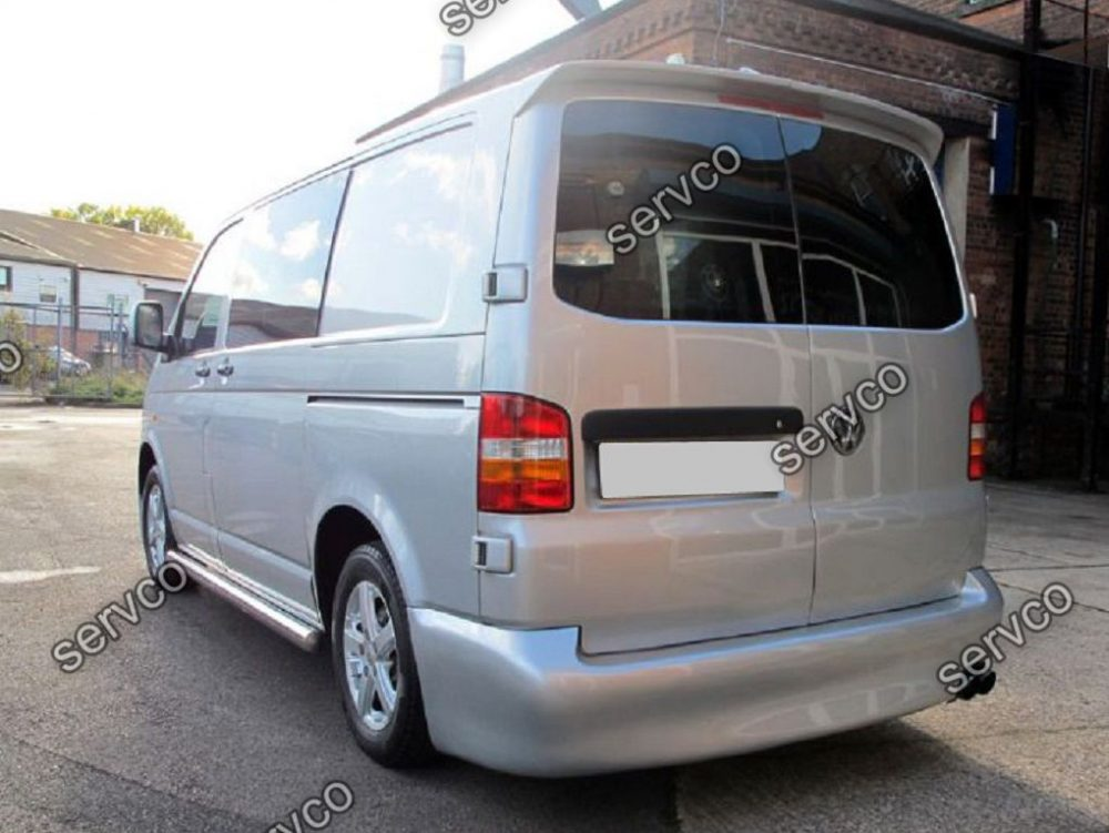 eleron spoiler tuning volkswagen transporter multivan caravelle vw t5 ver4 servco tuning bazar. Black Bedroom Furniture Sets. Home Design Ideas