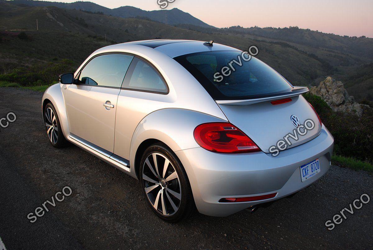 eleron spoiler tuning sport vw volkswagen beetle     ver servco tuning bazar