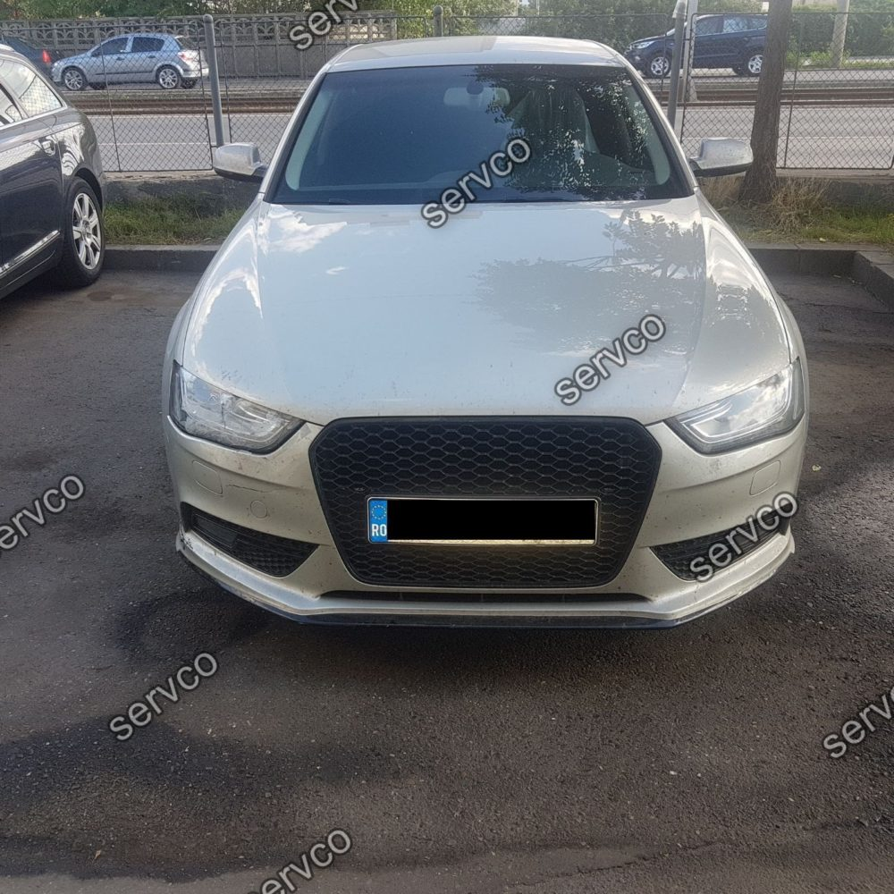 Prelungire Spoiler Tuning Sport Bara Fata Audi A4 B8