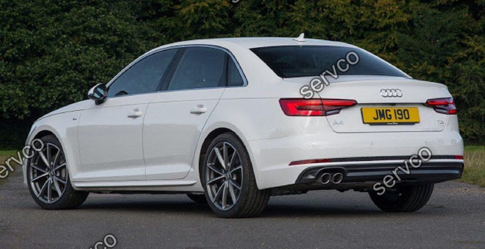 Praguri Audi A4 B9 8W Sline S Line S-Line S4 RS4 2015-2017 ver1