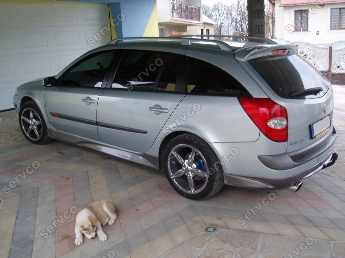 Eleron spoiler tuning sport Renault Laguna 2 Estate Kombi Combi 2001-2007 ver1