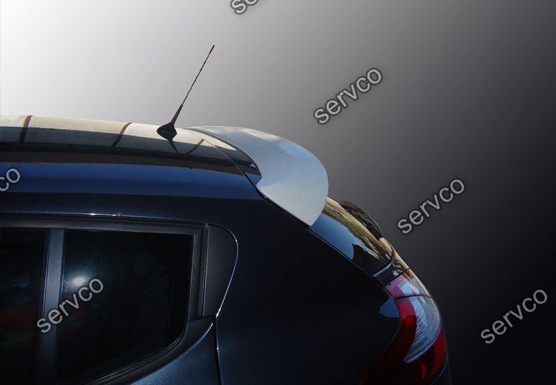 Eleron spoiler tuning sport Renault Megane 3 Mk3 Hatchback Hatch HB RS GT Gordini 2009-2016 ver2