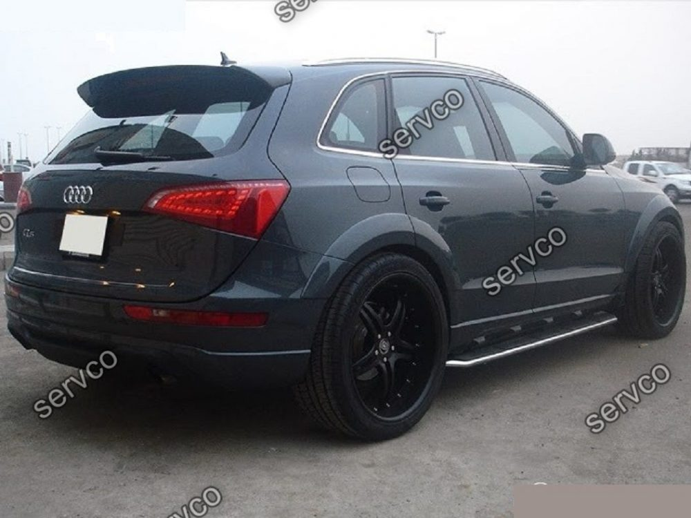 eleron spoiler tuning sport audi q5 sq5 abt sline s line ab look 2008 2016 ver1 servco tuning. Black Bedroom Furniture Sets. Home Design Ideas