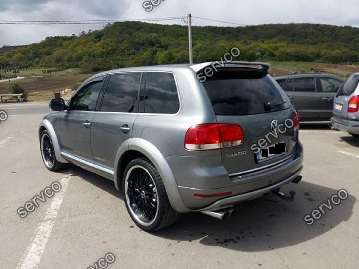 Eleron spoiler tuning sport Volkswagen VW Touareg 7L 2002-2010 ABT Ab look ver2