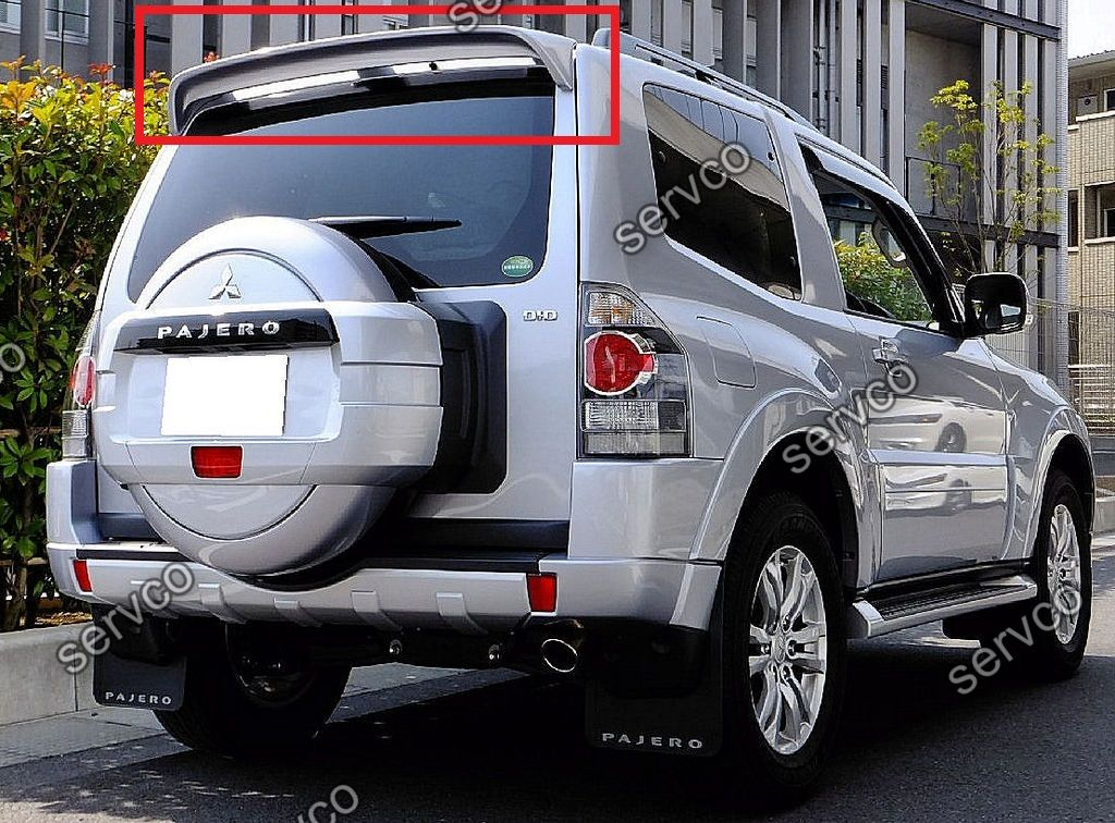 Eleron Spoiler Tuning Sport Mitsubishi Pajero V60 V70 V80