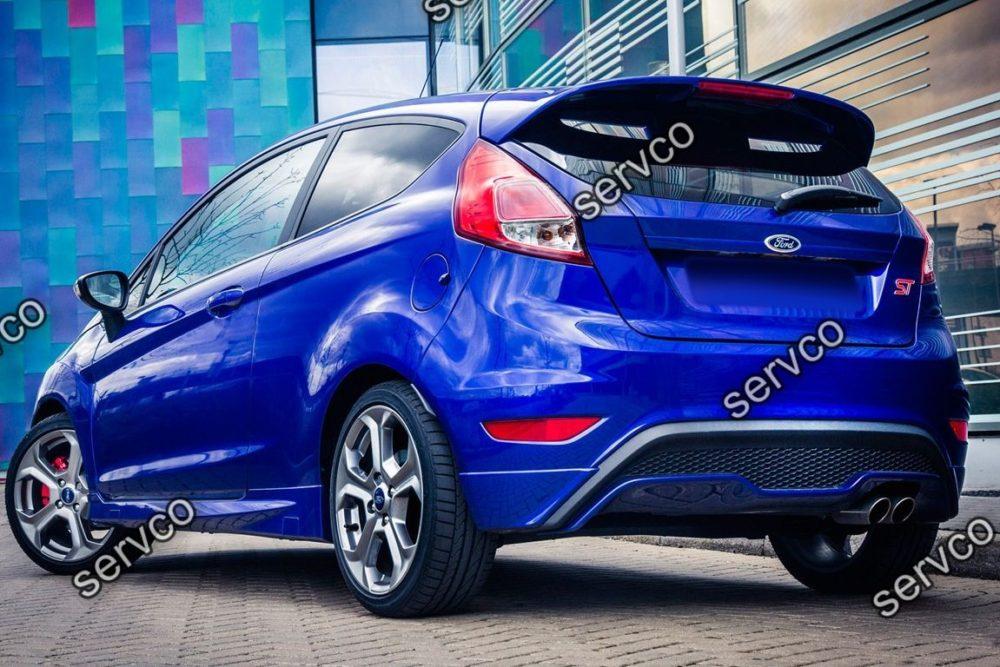 Eleron Spoiler Tuning Sport Ford Fiesta Mk7 7 St Zetec S