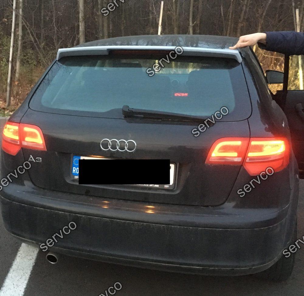 Eleron Spoiler Tuning Sport Audi A3 8p Sportback Rs3 S3