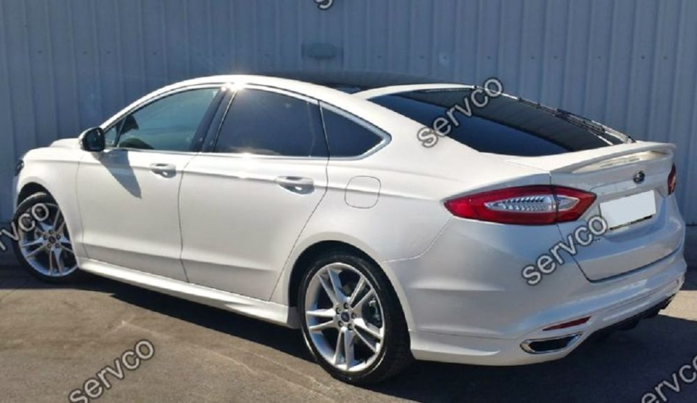 eleron spoiler tuning sport ford mondeo 5 mk5 st line