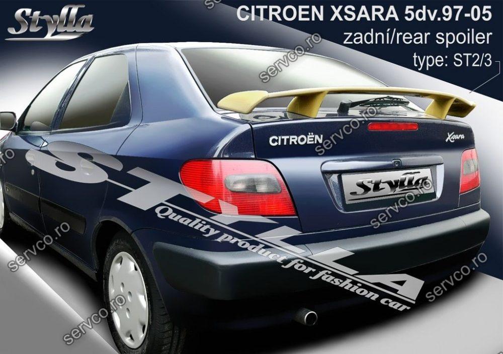 Eleron tuning sport portbagaj Citroen Xsara HTB 19997-2005 v3