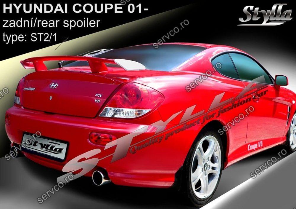 Eleron tuning sport portbagaj Hyundai Coupe 2001-2008 v1