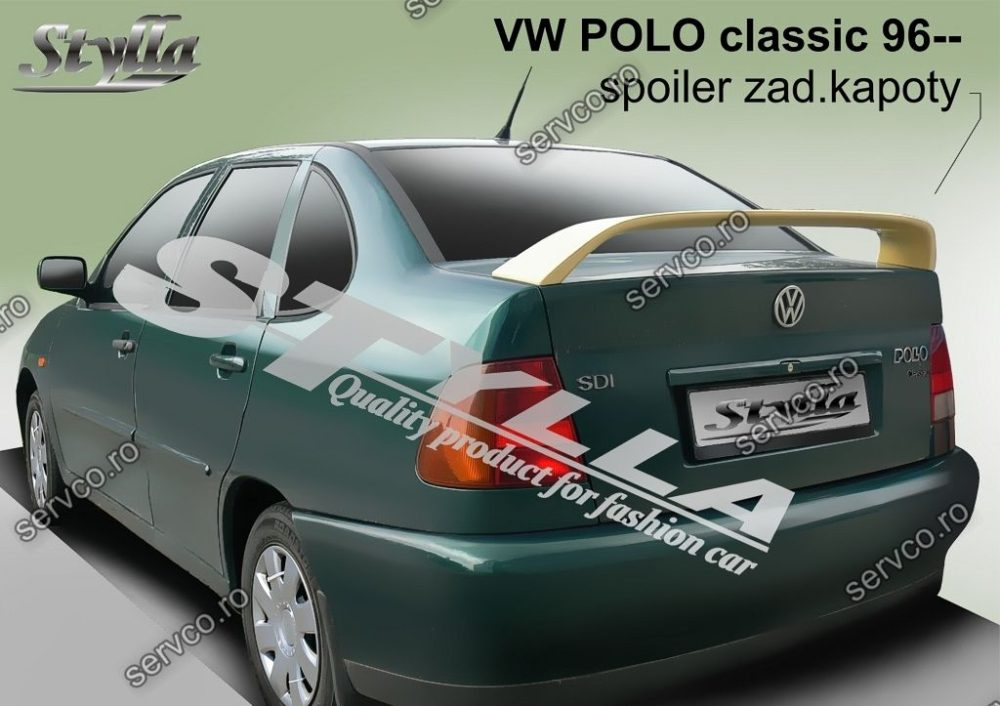 Eleron tuning sport portbagaj Volkswagen Polo 6N Classic 1995-2002 v4