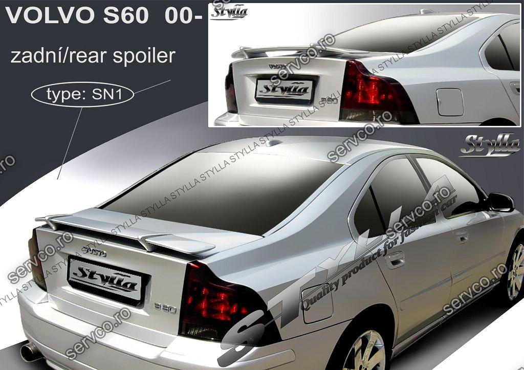 Eleron tuning sport portbagaj Volvo S60 R T5 RS 2000-2009 v3