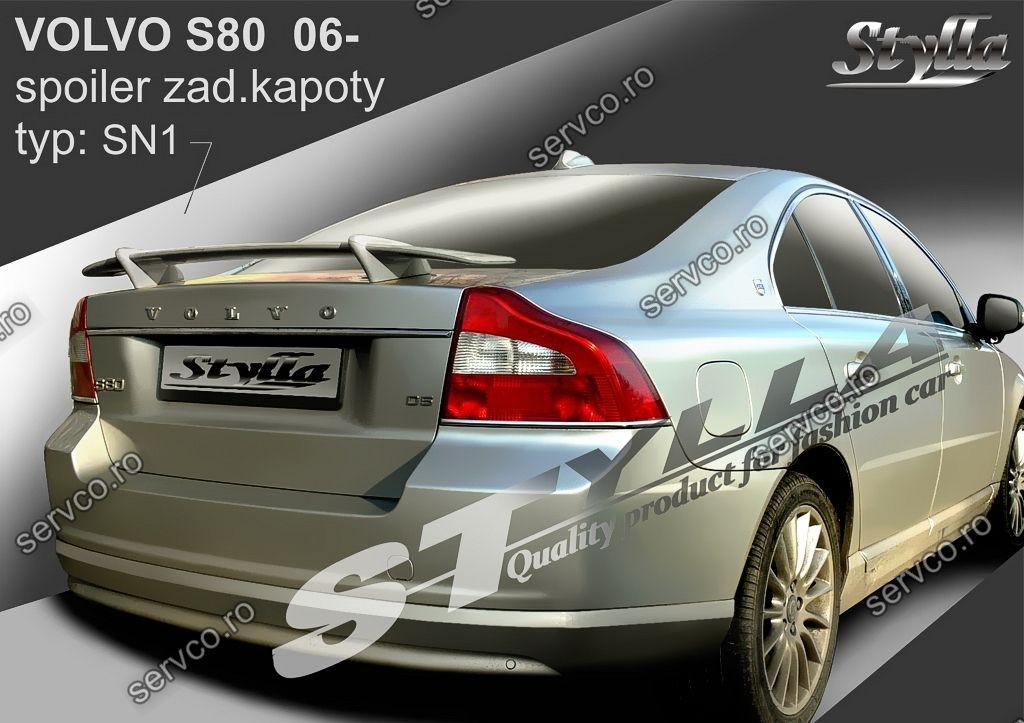 Eleron tuning sport portbagaj Volvo S80 Mk2 2006-2016 v2