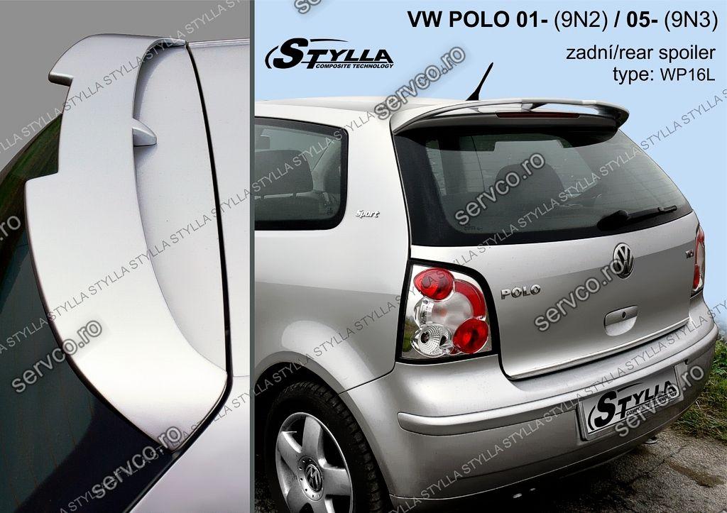 Eleron tuning sport haion Volkswagen Polo 9N 9N3 2001-2005 v3
