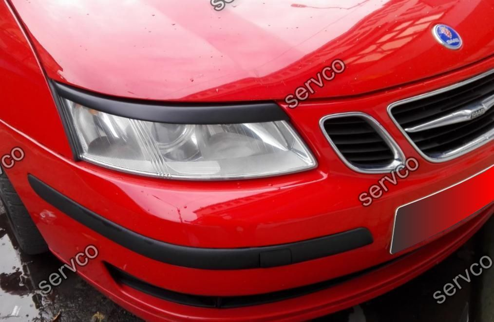 Set pleoape faruri Saab 93 ABS 2002-2007 v1