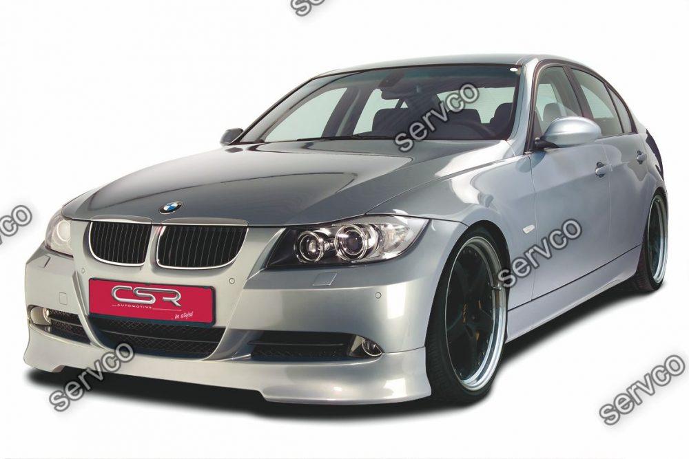 Prelungire tuning sport bara fata BMW Seria 3 E90 E91 CSR FA001 2005-2008 v12