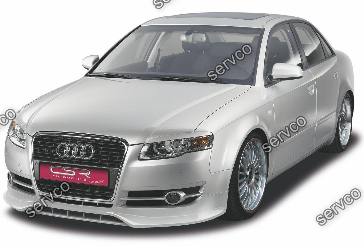 Prelungire tuning sport bara fata Audi A4 B7 CSR FA066 2004-2009 v4