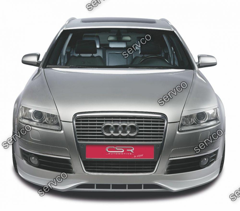 Prelungire tuning sport bara fata Audi A6 C6 4F CSR FA068 2004-2008 v3