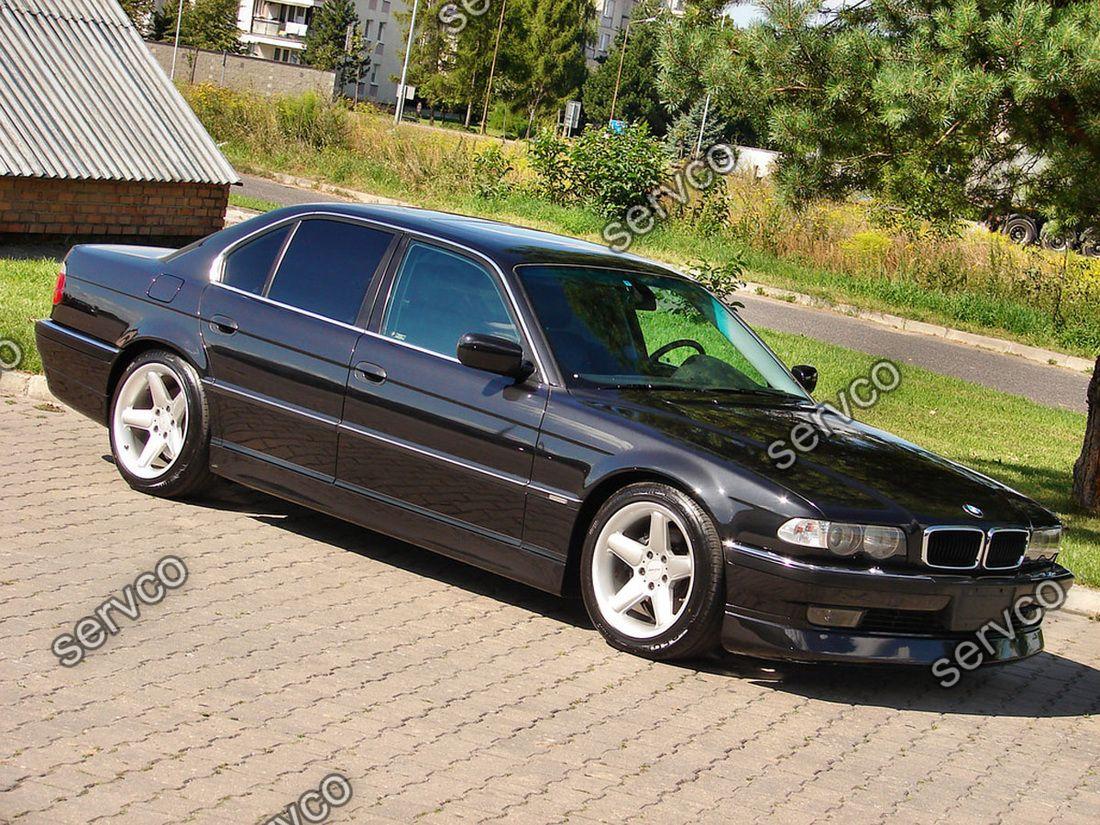 Prelungire tuning sport bara fata BMW Seria 7 E38 1994-2001 v1