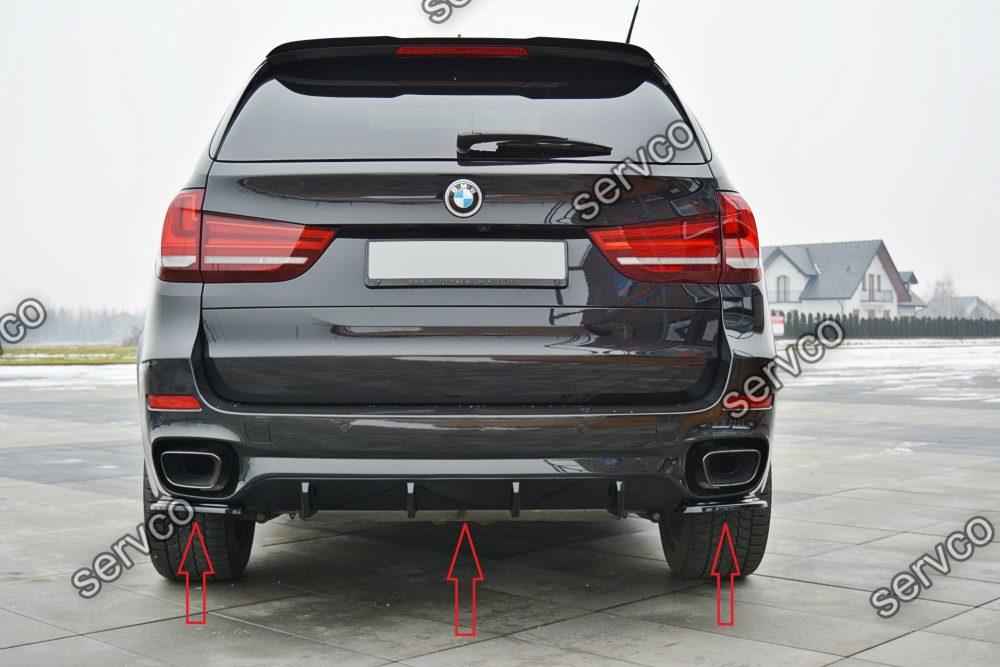 BodyKit BMW X5 F15 M50d 2013-2018 v1