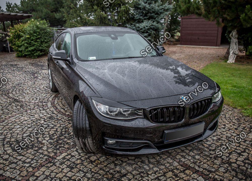 Set pleoape faruri BMW Seria 3 F34 GT 2012-2016 v1