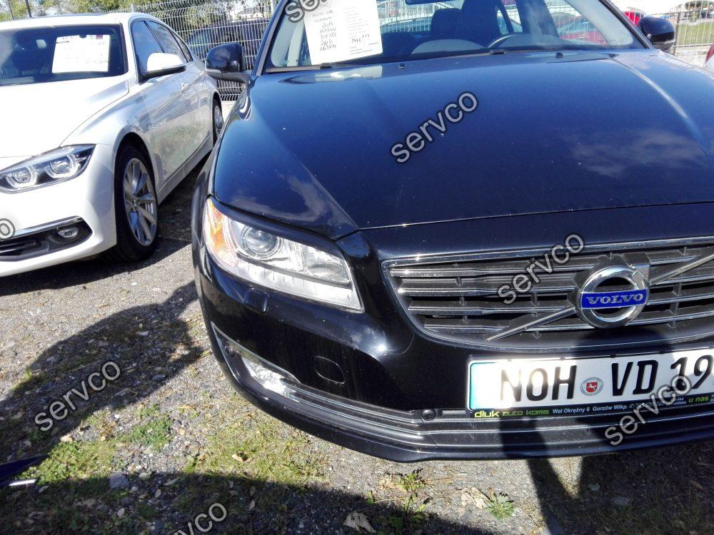 Set pleoape faruri Volvo V70 S80 II 2008-2012 v1