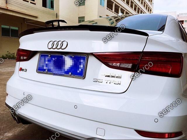 Eleron tuning sport portbagaj Audi A3 8V 2012-2019 v4