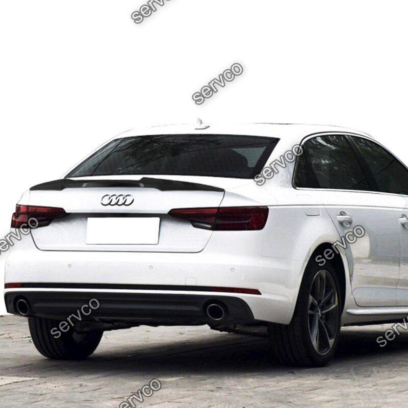 Eleron tuning sport portbagaj Audi A4 B9 2015- v2