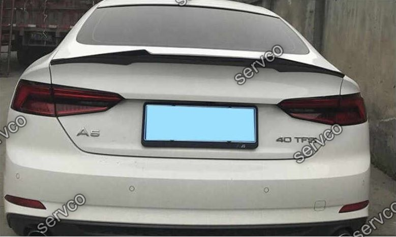 Eleron tuning sport portbagaj Audi A5 F5 2016-2019 v7