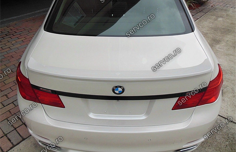 Eleron tuning sport portbagaj BMW Seria 7 F01 F02 F03 F04 2008-2015 v3