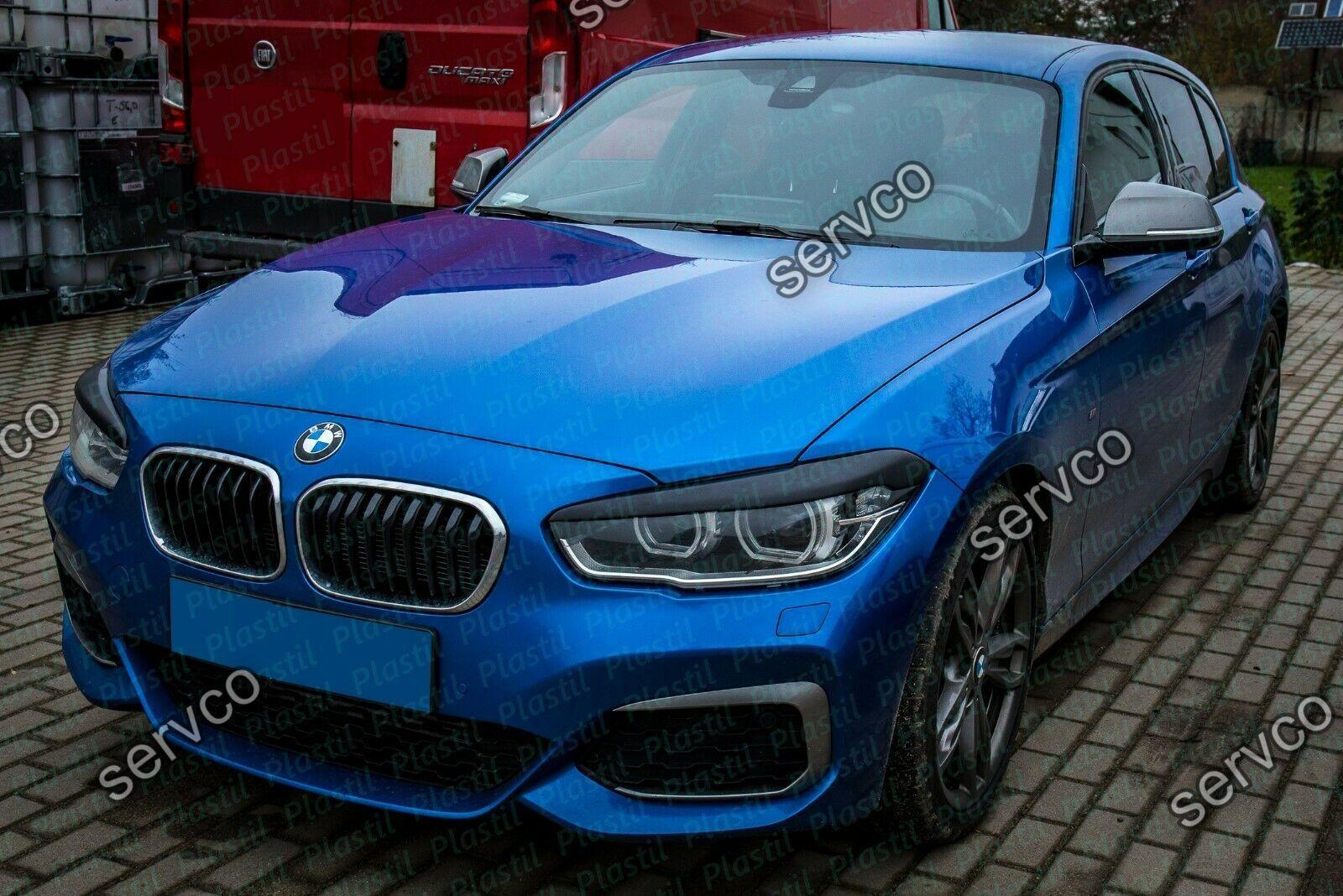 Set pleoape faruri BMW Seria 1 F20 Facelift 2015-2019 v1